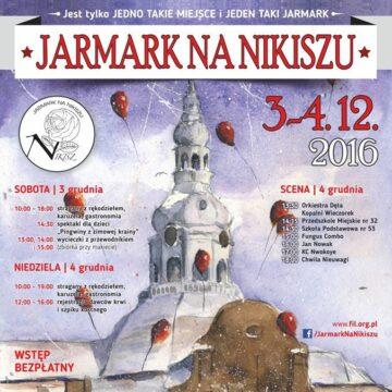 Jarmark Na Nikiszu 3-4 grudnia