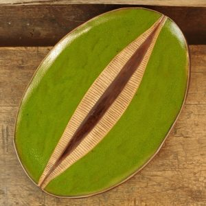zielona szczelina